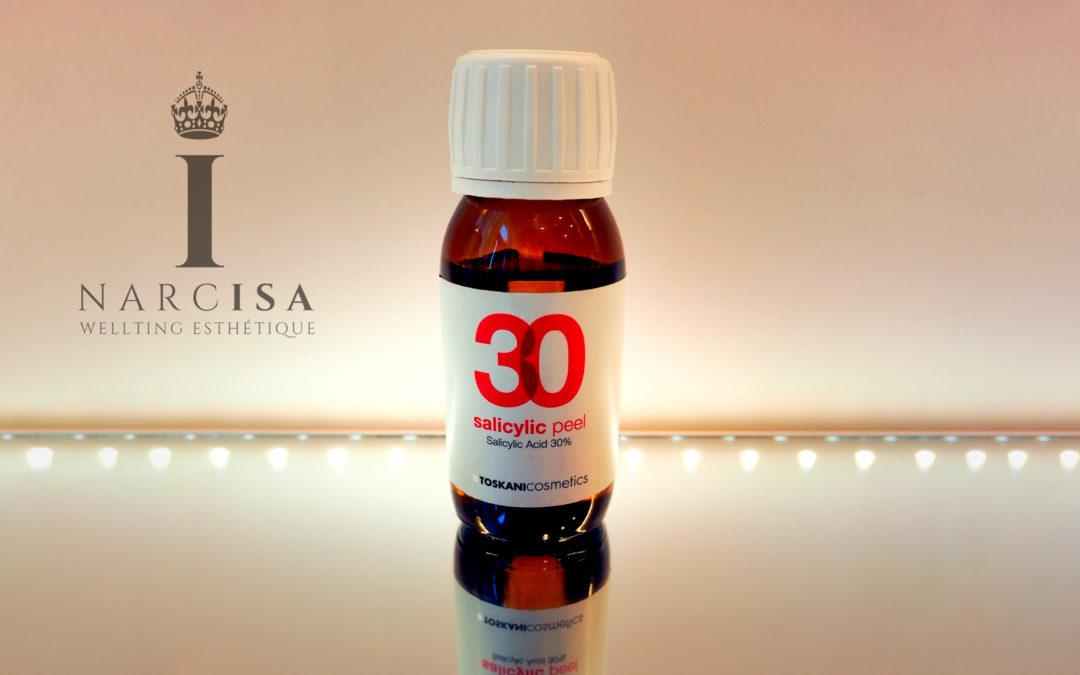 Acido salicilico – caratteristiche e proprietà per la pelle